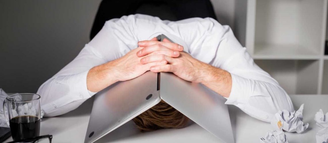 HR managers & higher levels of stress